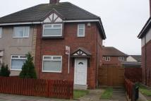 Kingsley Road semi detached house to rent