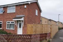 2 bed semi detached house in Briggs Avenue...