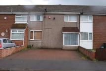 Terraced house in Aberdare Road...