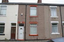 Terraced house in Lambton Street...