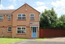 Snowdon Street semi detached house to rent