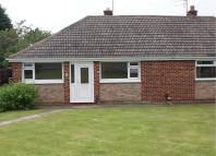 Ripon Way Bungalow to rent