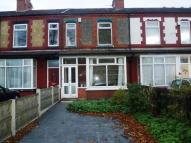 Terraced property in Woodsend Road, Urmston...