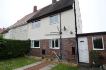 The Oval semi detached property to rent