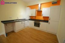 Flat to rent in Newcastle Road...