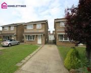 3 bedroom Detached house in Speeton Close...
