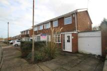 3 bed semi detached home to rent in Kings Park, Choppington...