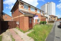 semi detached house in Ingoldsby Road...