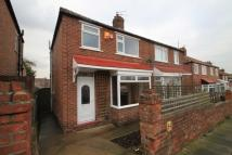 3 bed semi detached property in Hillside Road, Norton...