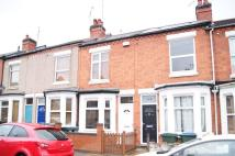 Terraced home in Sovereign Road, Earlsdon...