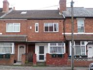 Terraced home in Hamilton Road, Stoke...