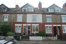 Terraced property in Collingwood Road...
