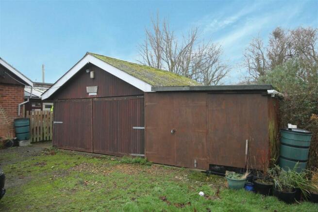 Garage & Attached Workshop