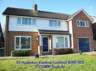 4 bedroom Detached house in Appledore Gardens...