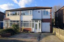 3 bedroom semi detached house to rent in Russell Street, Prestwich