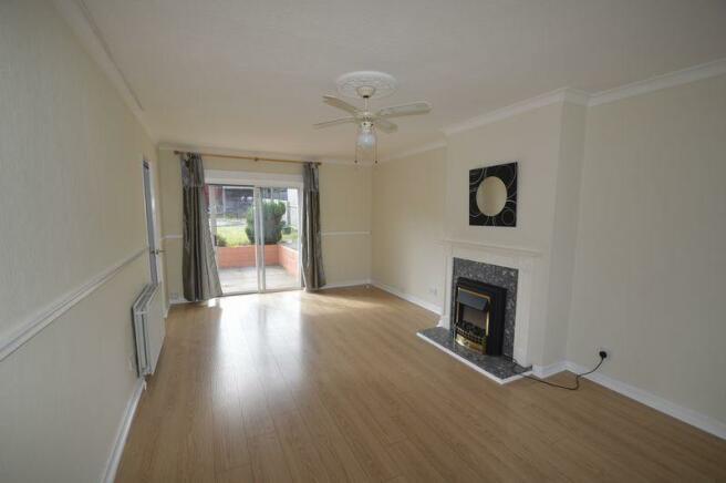 Wallyford Living Room