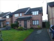 2 bed semi detached property in Lammas Court, Wolston...