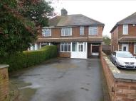 4 bedroom semi detached house in Coventry Road, Brinklow...