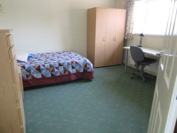 Bedroom 3 double bed