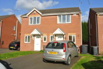 semi detached home to rent in Pebblebrook Way...