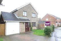 4 bed Detached house in Windsor Road, Sawtry