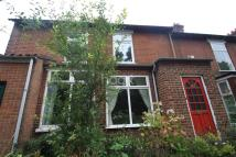 Bowthorpe Road Terraced house to rent