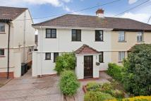semi detached property in Howard Road, Wellington