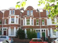 Flat in Archibald Road, Exeter...