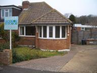 Semi-Detached Bungalow to rent in Folkestone Close...