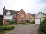 Detached house in Rowland Burn Way...