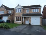 4 bed home in Forrester Court...