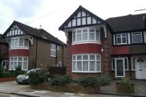 3 bed house in Trevelyan Gardens...