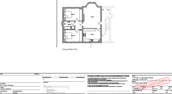 proposed layout