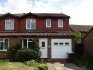 3 bed semi detached property in Rushmoor Gardens...