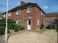 semi detached home in Bourne Road, Pangbourne...