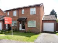 semi detached home in Calcot