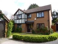 4 bedroom Detached property for sale in Farmiloe Close...