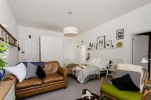 Studio flat for sale in Pendennis Road...