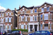 Studio flat in Montrell Road, Brixton...