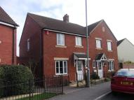3 bed semi detached home in Merevale Way, Yeovil...
