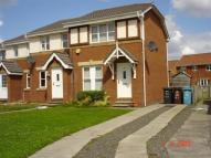 Terraced home in Glendeveron Way, Carfin...