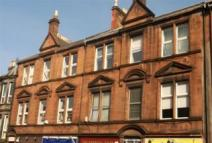 1 bed Flat to rent in Gateside Street...
