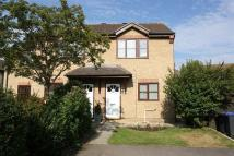 semi detached property in Shropshire Close...