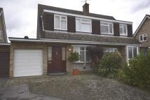 3 bed semi detached house in The Sprig, Bearsted...