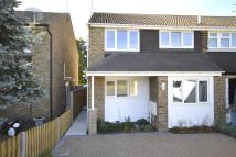 semi detached property in Lenside Drive, Bearsted...