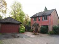 Detached home in Badgers Copse, Camberley...