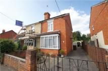 3 bed semi detached house in Branksome Hill Road...