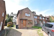 2 bed End of Terrace house to rent in Caesars Camp Road...
