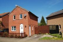 Detached house in Quantock Crescent...
