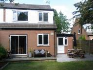semi detached house to rent in Mere Close, Denton...